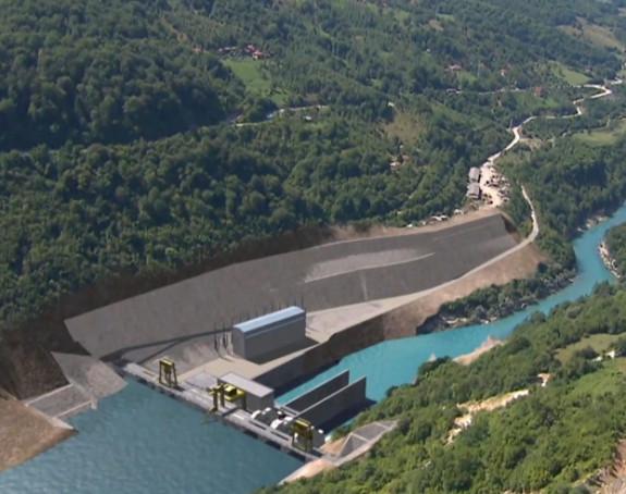Elektroprivrede RS i Srbije kontrolisaće HES Gornja Drina