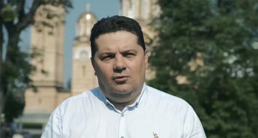 Stevandić optužuje CIK zbog zabrane učešća na izborima