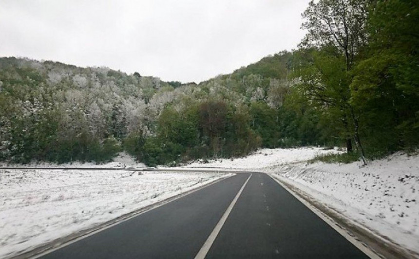 Meteorolozi objavili kada u BiH stiže snijeg