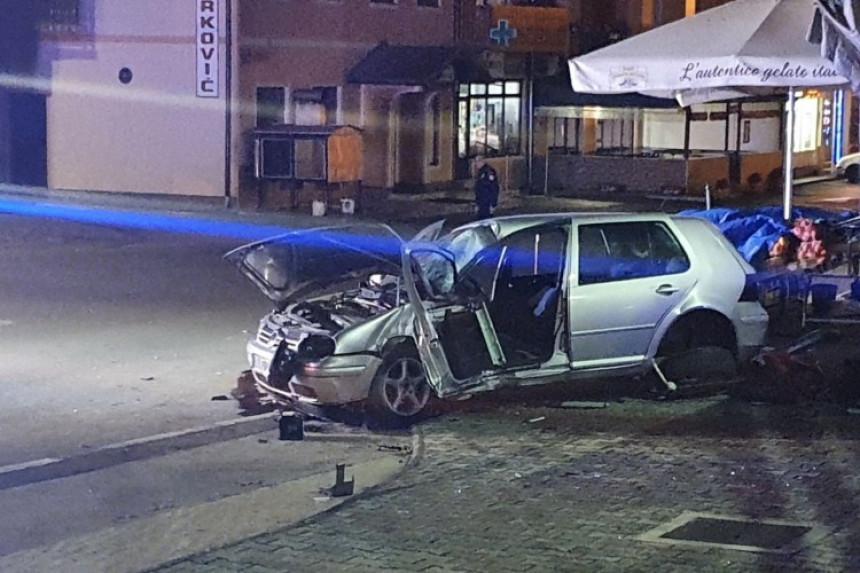 Vozač priveden nakon pogibije djevojčice (13)
