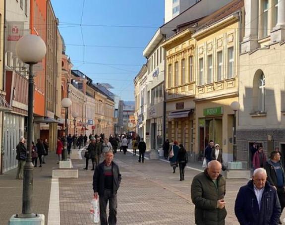 Nova 102 slučaja korone, Banjaluka sa najviše zaraženih