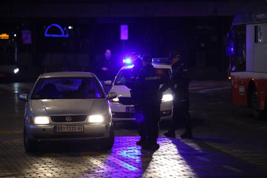 Bačena bomba na restoran u centru Beograda