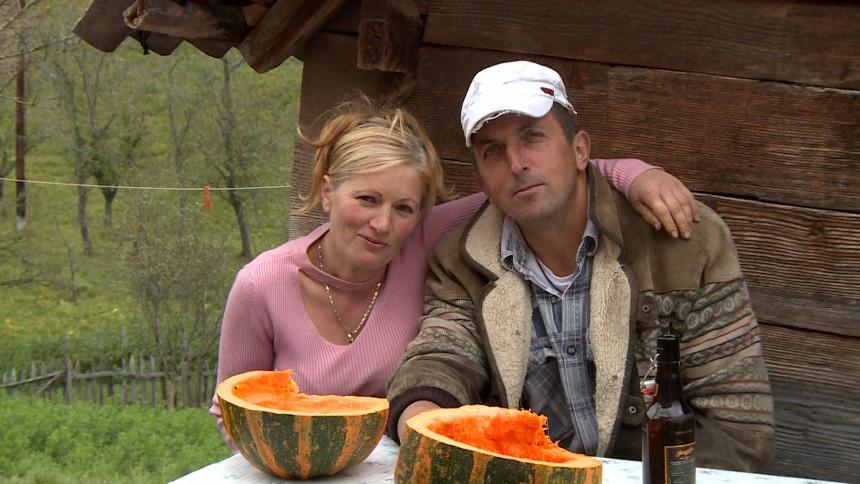 Život Albanke na selu u Višegradu