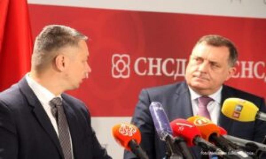 Dodik moli Nešića da ne napušta koaliciju - Nešić odlučan da ide do kraja!