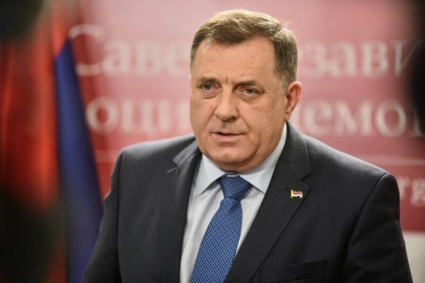 Додик упутио позив ДНС да остане у коалицији