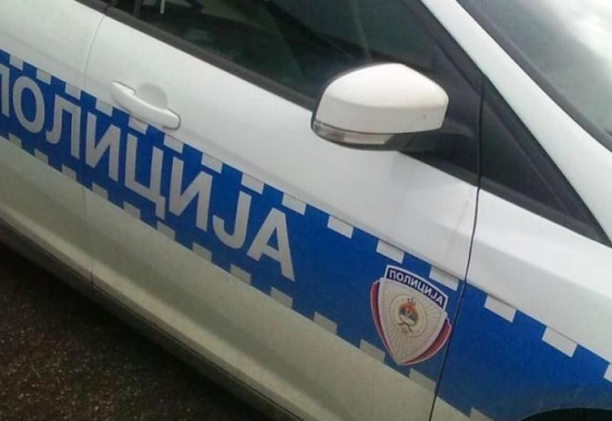 Bomba na vozilu pripadnika Granične policije