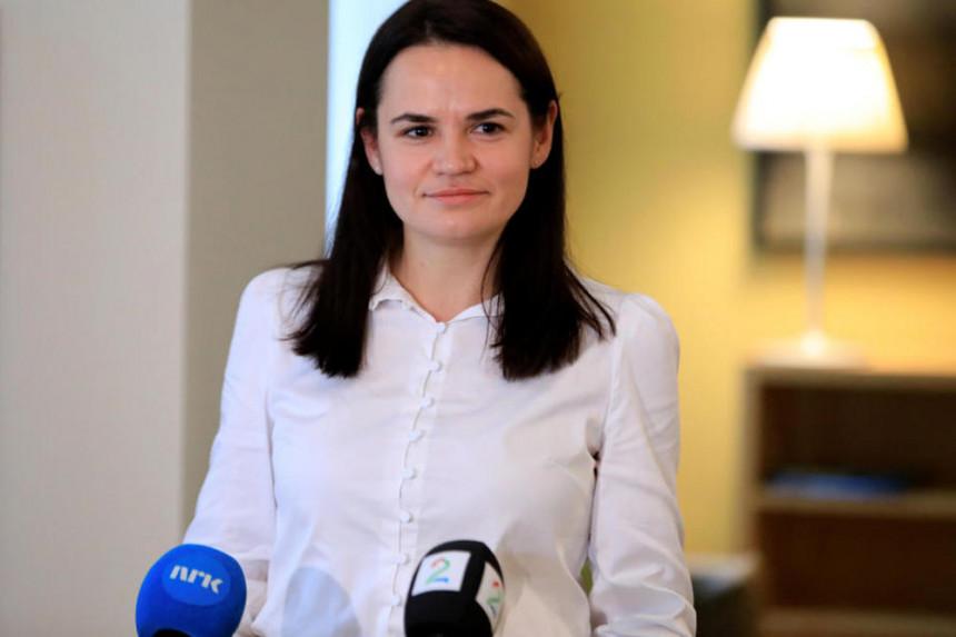 Bjeloruska liderka opozicije u izolaciji