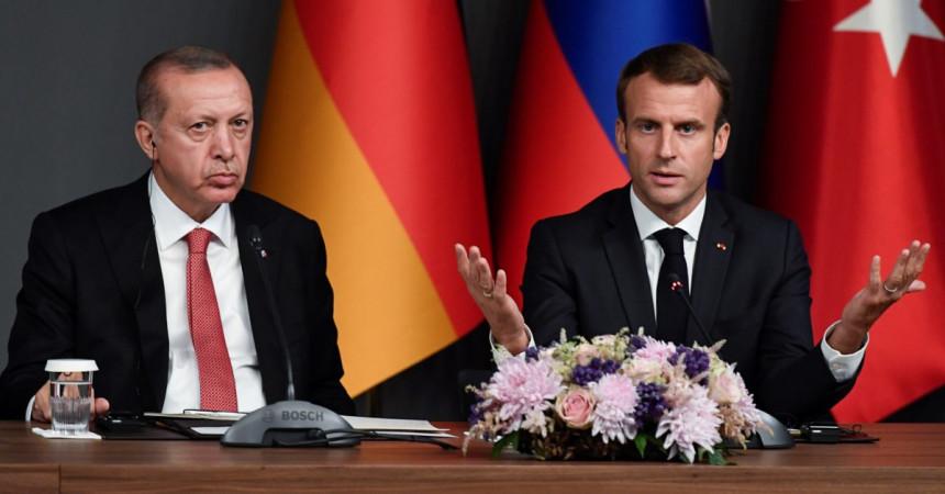 Pariz povukao ambasadora iz Turske