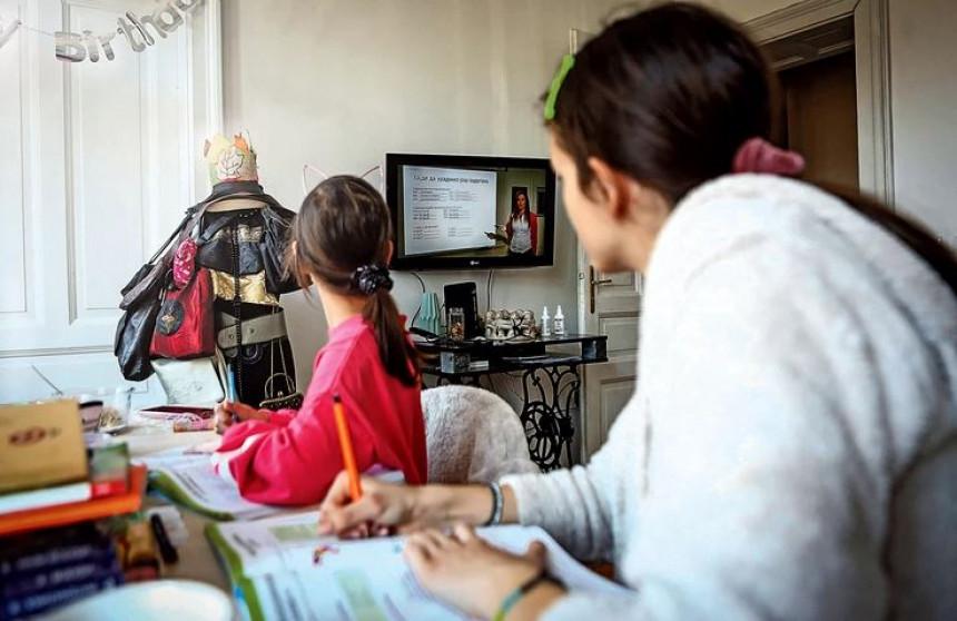 Đaci u Republici Srpskoj ponovo uče od kuće