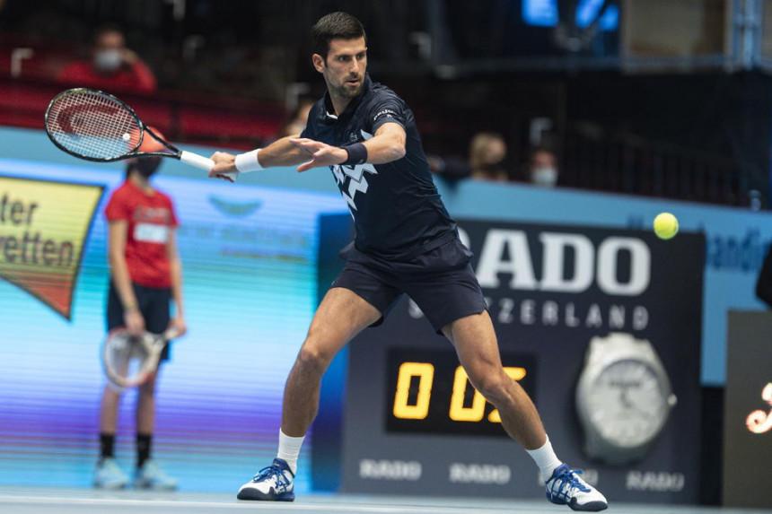 Novak se plasirao u osminu finala turnira u Austriji!