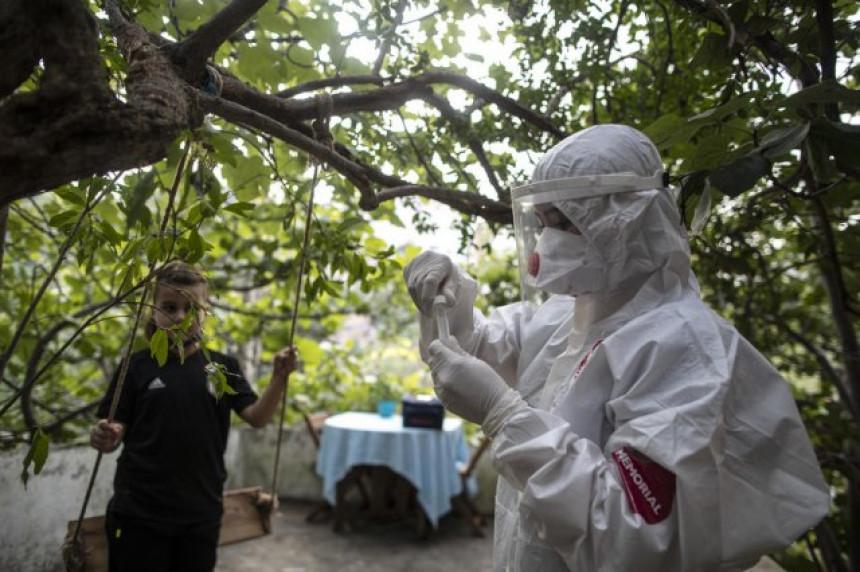 Nikad gore u Italiji; U svijetu skoro 45 mil. zaraženih