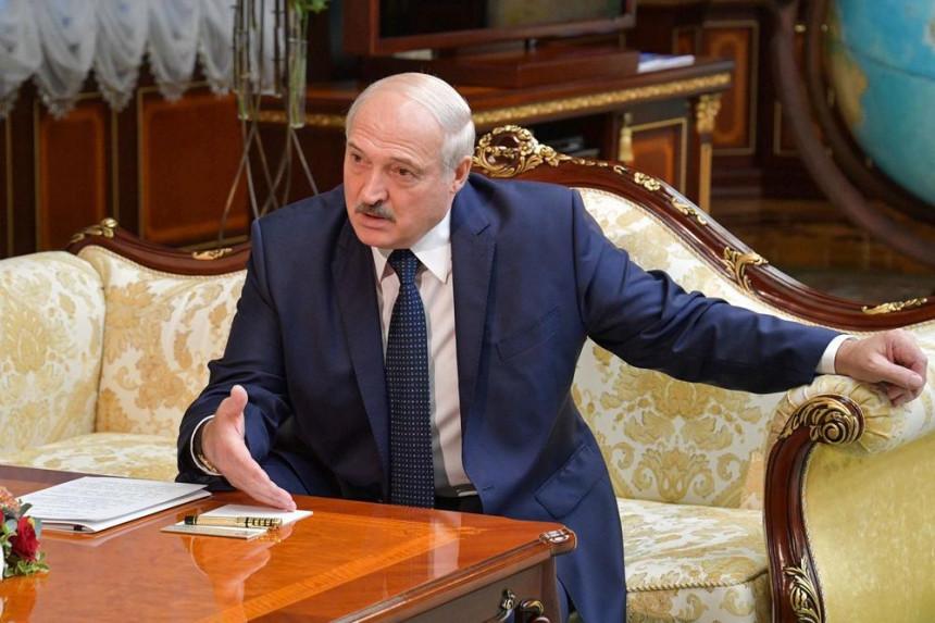Lukašenko lično naredio razbijanje protesta u Minsku