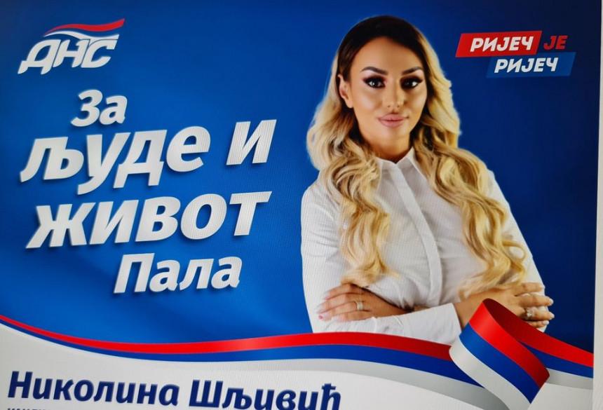 Шљивићева поручила да остаје кандидат