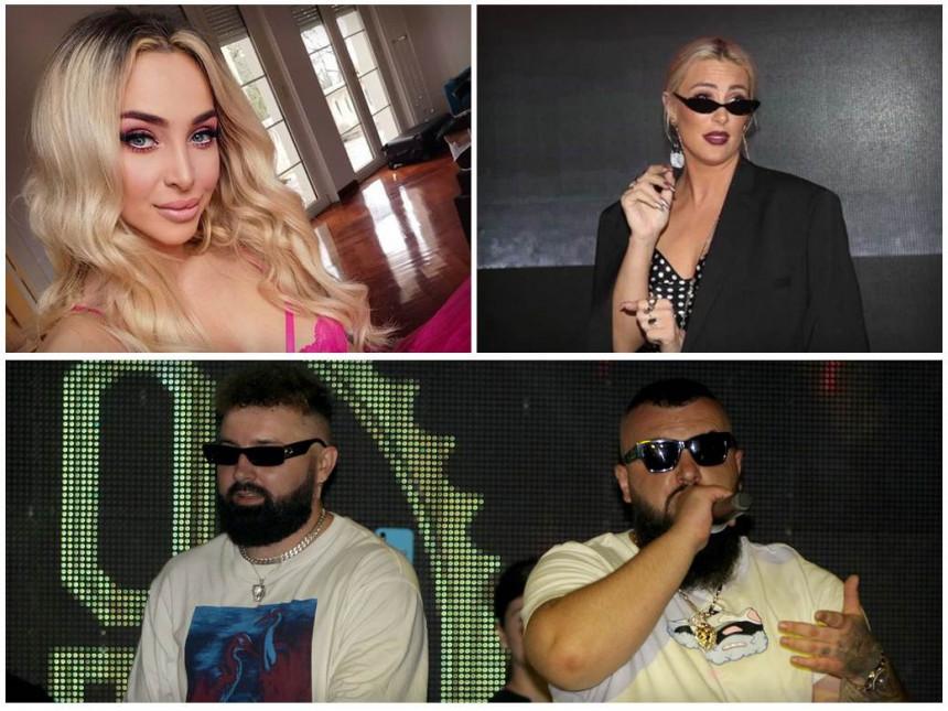 Dara, Maja i Senidah pobegle od Bube i Džale zbog estradne mafije!