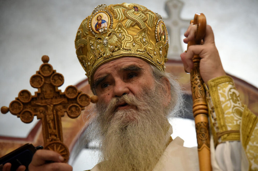 """""""Стање митрополита Амфилохија је озбиљно"""""""