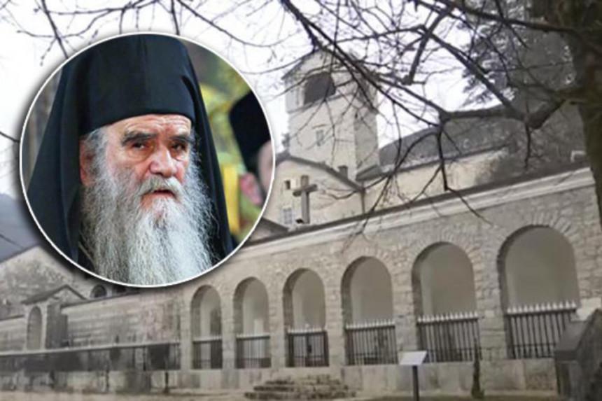 Amfilohije ostavio oproštajno pismo Krivokapiću