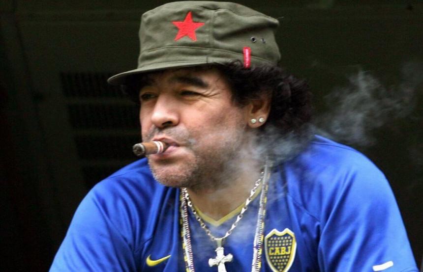 Maradona: Vjerujem u Putina i rusku vakcinu