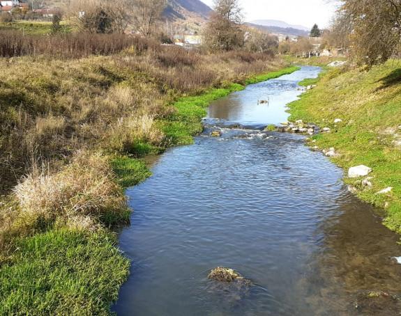 Erić: Završiću regulaciju korita rijeke Rakitnice