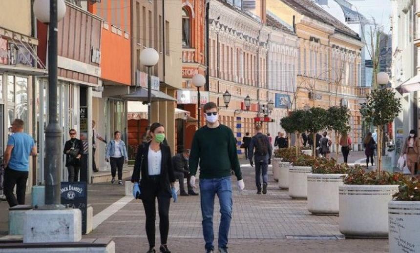 Novozaraženih 622, najviše u Banjaluci i Bijeljini
