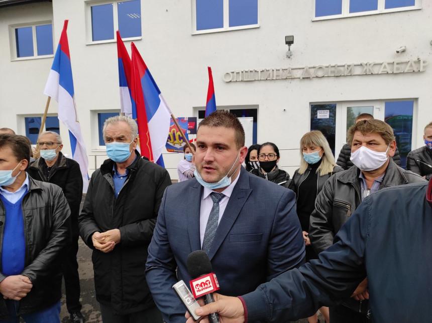 Шаровић: Ови људи су будућност Доњаг Жабара