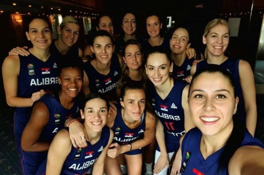 Košarkašice Srbije ubjedljive protiv Litvanije
