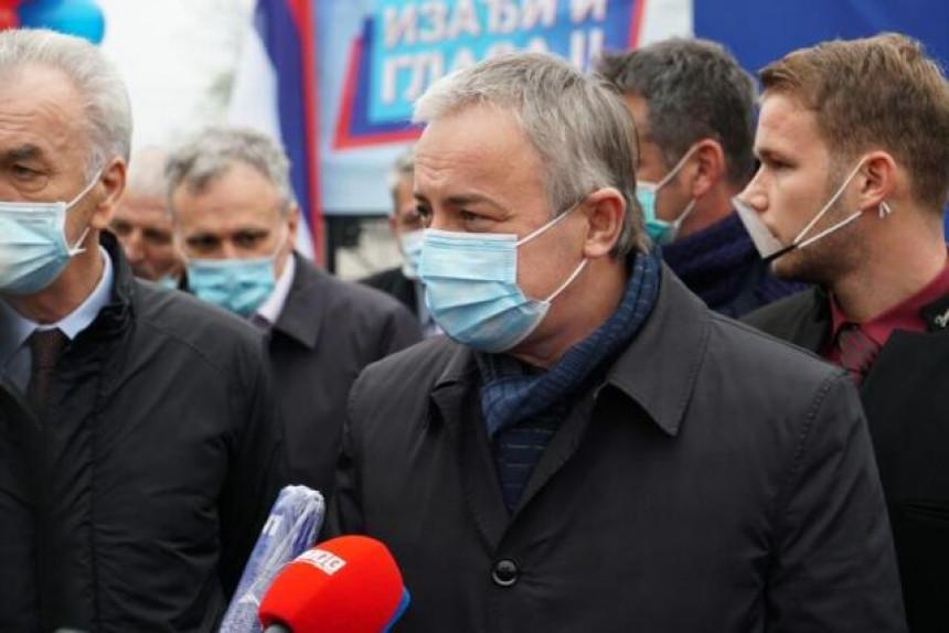 Draška je izabrao narod, Dodik nema pravo da se sveti!