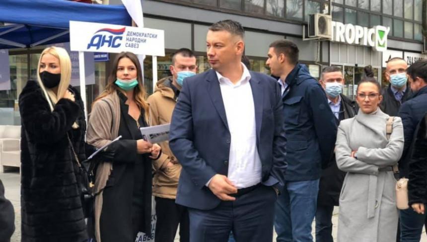 Pogledajte šta Nešić kaže za beogradske medije