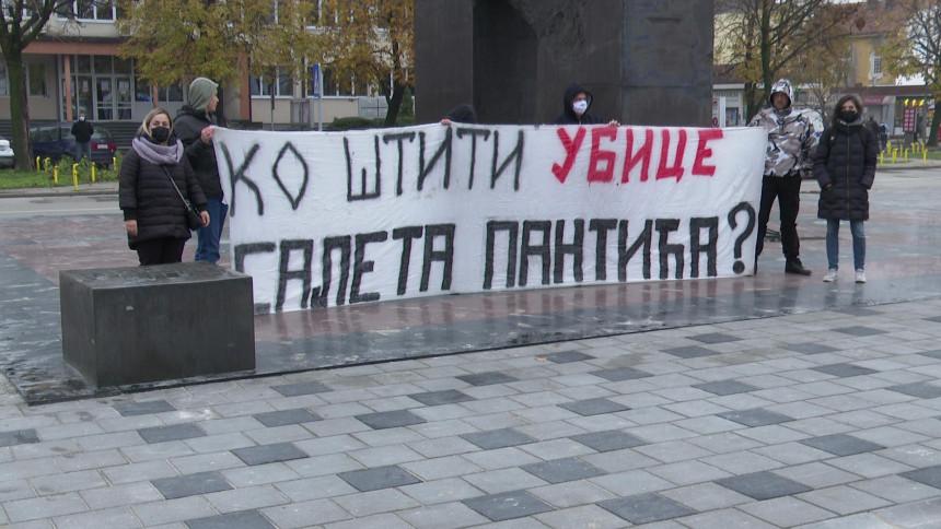 Borba za istinu: Ko štiti ubice Saleta Pantića?