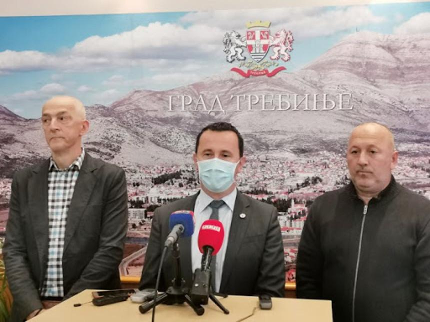 Ključa u Trebinju: CIK ponovo broji, Ćurić posmatra!