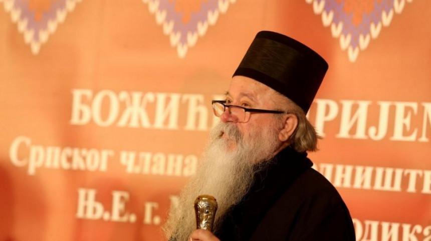 SINOD SPC odlučio ko će zamjenjivati patrijarha