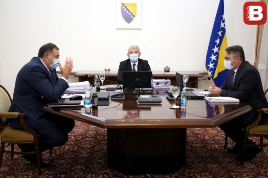 Nikad ne reci nikad: Dodik i Kormakova ponovo zajedno