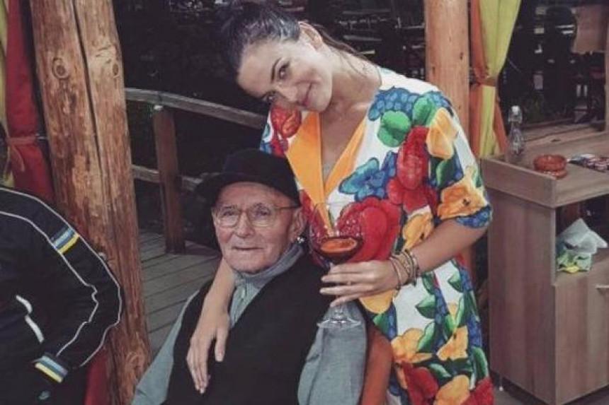 Preminuo djed Milice Pavlović koji je odgajio!