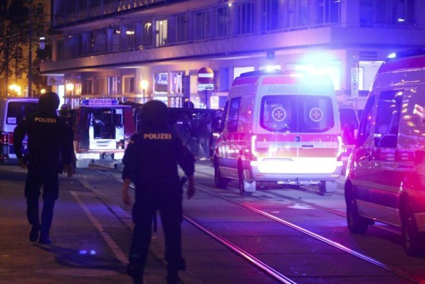 Terorista iz Beča slušao albansku muziku prije napada