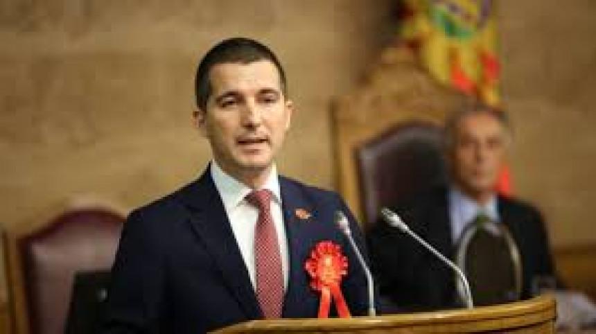 Алекса Бечић за сутра заказао сједницу парламента