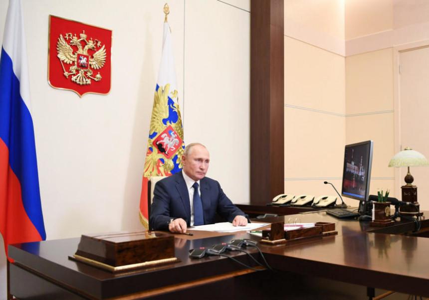 Predsjednik Rusije otkrio zašto nije čestitao Bajdenu
