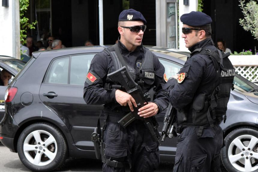 Državljanin BiH uhapšen u Podgorici zbog droge