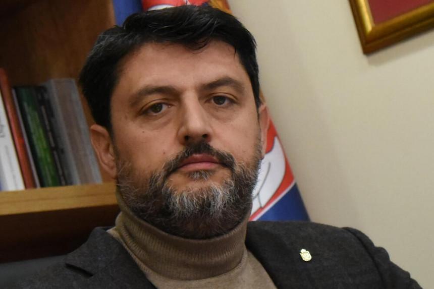 Ambasador Srbije proglašen za personu non grata