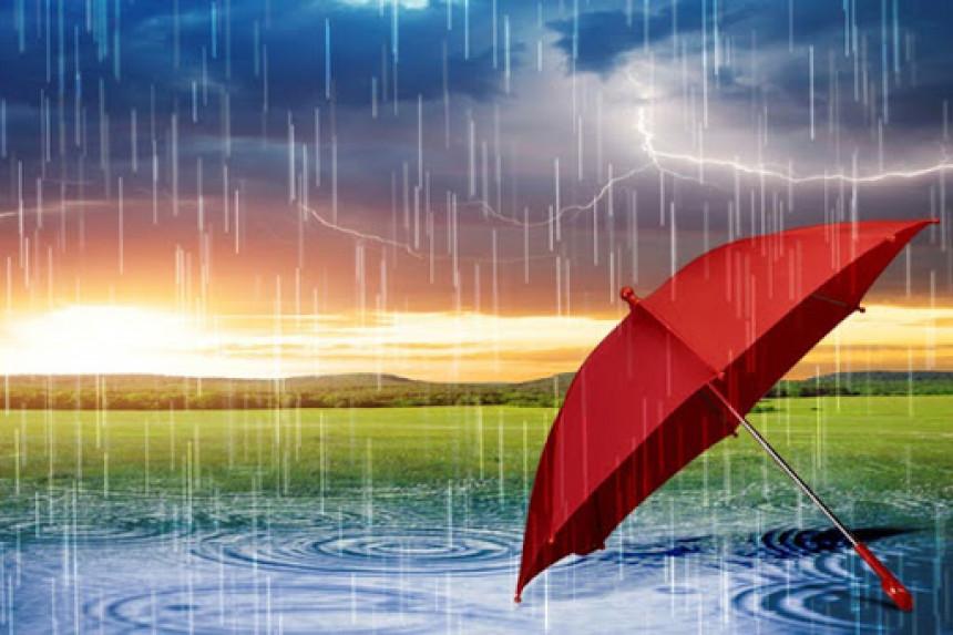 BiH: Krajem dana moguće slabije padavine