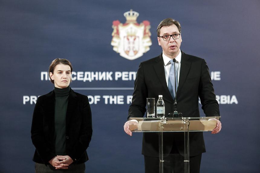 Povučena odluka: Ambasador CG ostaje u Srbiji