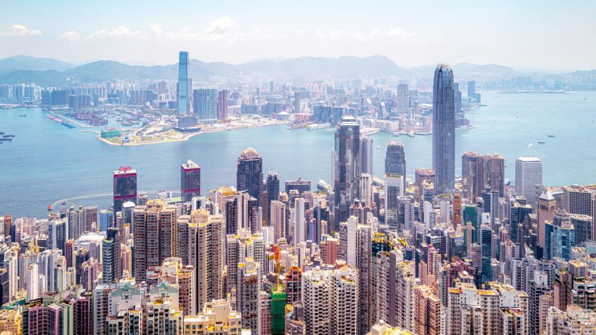 Hong Kong ograničio okupljanja na dvije osobe