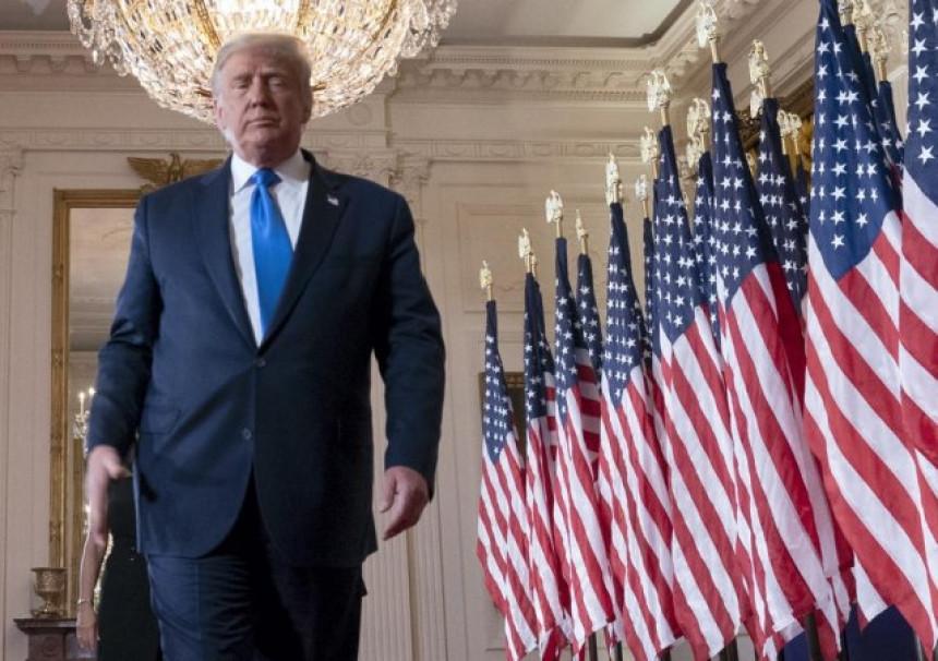 Tramp ne odustaje: Borim se za svoje brojne glasače