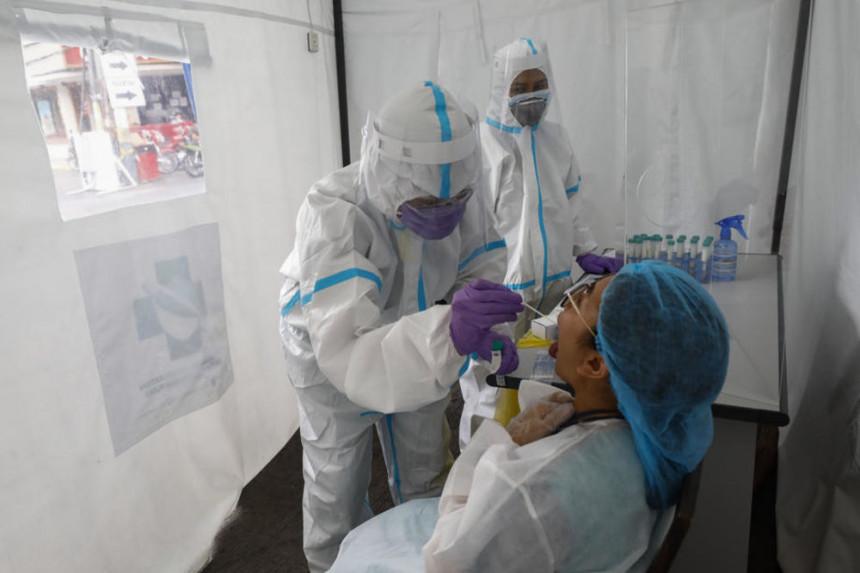 Srbija: Blizu 8.000 novih slučajeva virusa korona