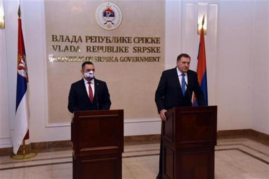 Vlada Srbije pomaže da bi narod živio bolje u Srpskoj