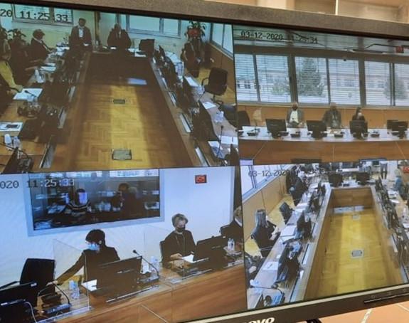 ВСТС, ОХР, ЕУ, ОЕБС траже оставку Тегелтије
