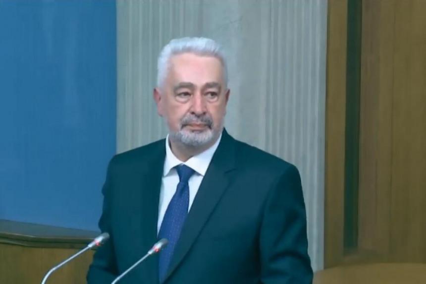 Изгласана Влада, Кривокапић премијер Црне Горе