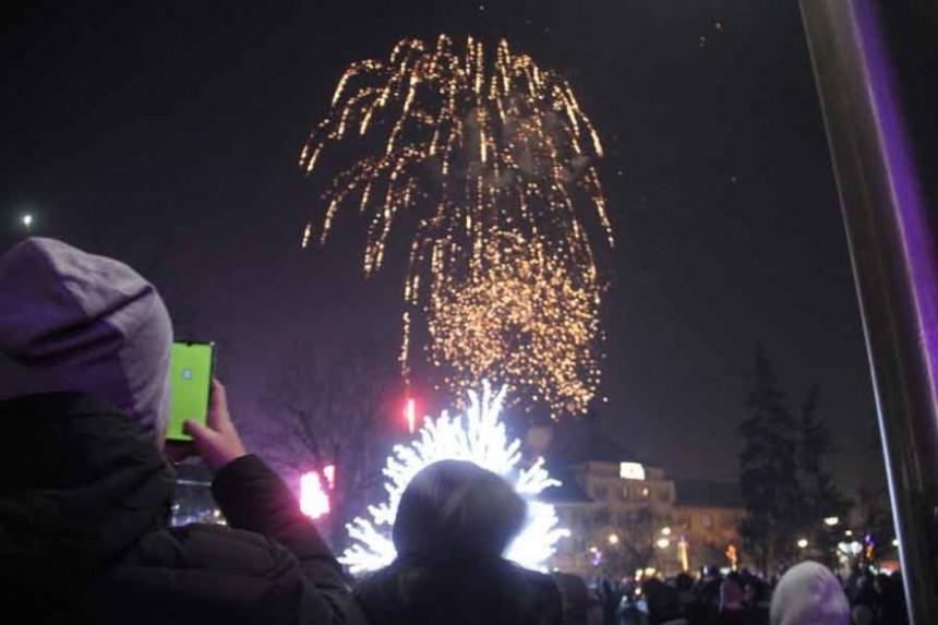 Све више градова се одриче прославе Нове године