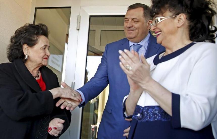 Sonja Karadžić spašava Milorada Dodika?