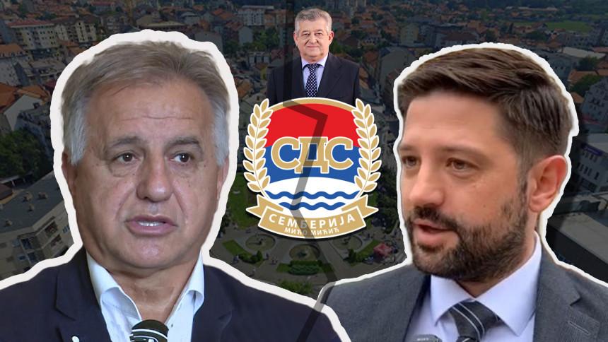 Bitka za Mićinu stranku - Mitrić ili Sofrenić: Ko je pošteniji?!