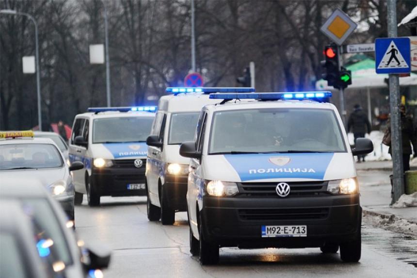 Akcija: Policija pretresa poznate lokale u Banjaluci