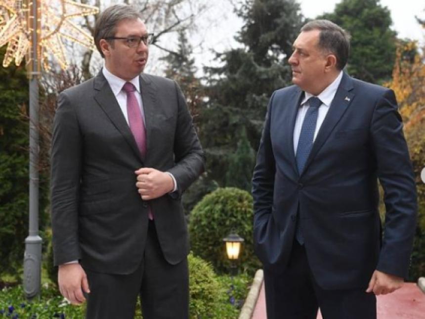Predsjednik Vučić: Srbija neće zatvarati granice za ljude iz Republike Srpske